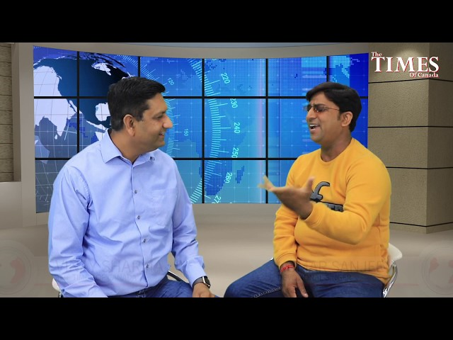 Interview with Devotional Singer Kumar Sanjeev (Ludhiana)