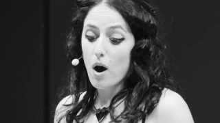 L. Berio - Sequenza III. Performed by Vittoriana De Amicis.