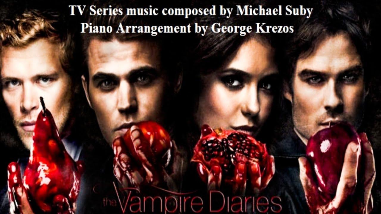 michael suby vampire diaries score