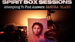 Sandra Bland: This Sounds Just Like Her... Do You Think It Is Her???