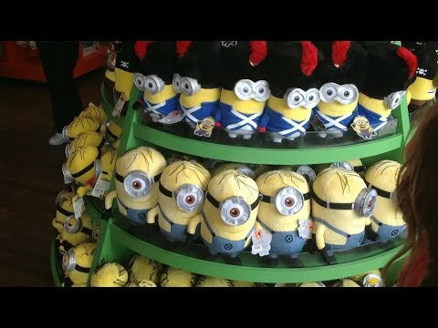 Minions Store Universal Studios