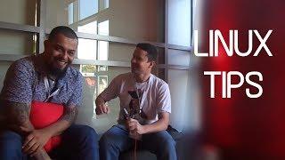OpenShift e Docker - Diolinux Entrevista Jeferson Fernando, canal Linux Tips