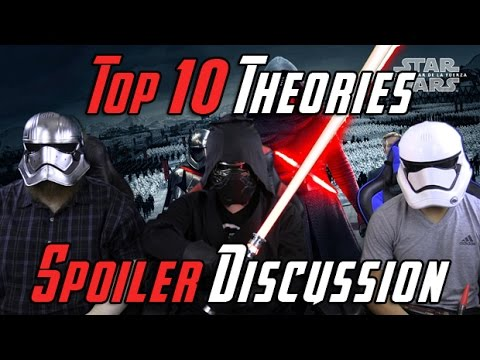 Star Wars 7 Spoilers & Theories Discussion!