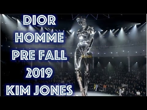 Watching DIOR Homme Pre-fall 2019 Show | KIM JONES | DocLUXURY