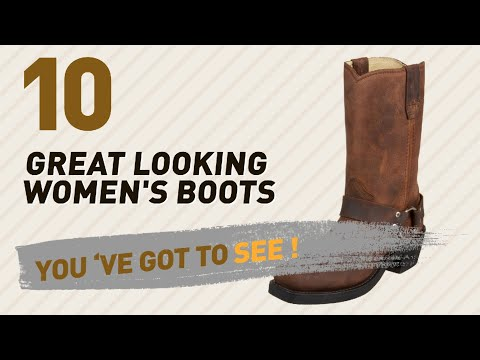 Durango Womens Boots Collection // New & Popular 2017