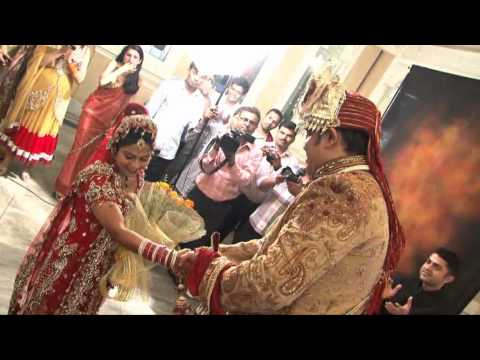 Jaimala - Rahul & Supriya by - Rishu Raj Films