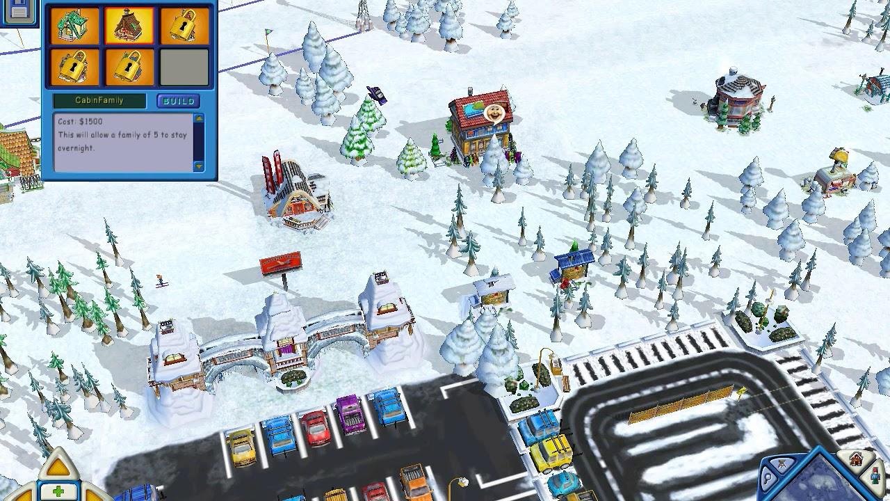 ski resort extreme (pc gameplay) - youtube