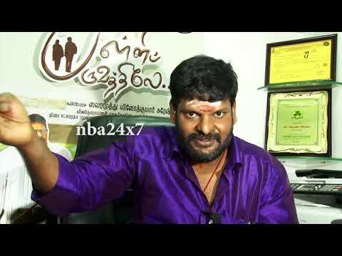 Palli Paruvathile Will Get National Awards: Ganja Karuppu    Nba 24x7