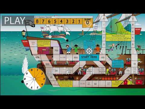 Place Value Plunder [Paul Swan Games]