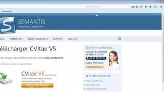 CVITAE créer son CV gratuitement