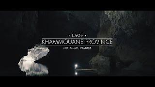 MOTOLAO DIARIES I Khammouane province Laos