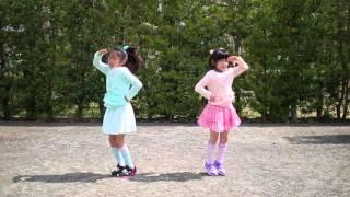あんずとみかんがスイートマジック踊ってみたよ! ○参考動画:https://w...
