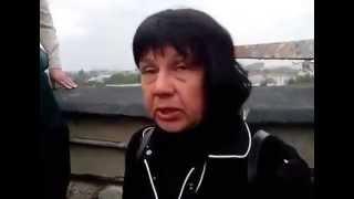 Odessa survivor shares terrifying experience (ENG subs)