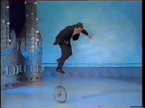 Frank Olivier [Comedy Juggler] -1988-