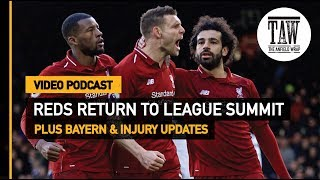 Baixar The Anfield Wrap: Reds Return To League Summit | Free Podcast