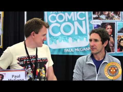 SLC Comic Con 2014 Paul McGann Interview from YouTube · Duration:  6 minutes 37 seconds