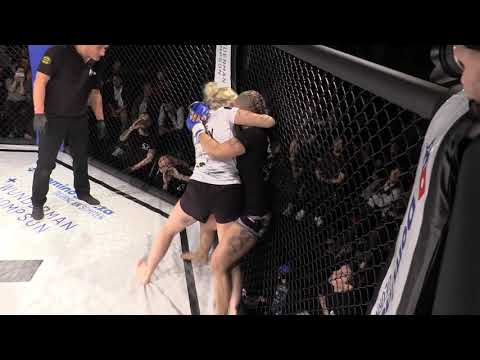 18 Cindy Dandois Vs Gemma Pike