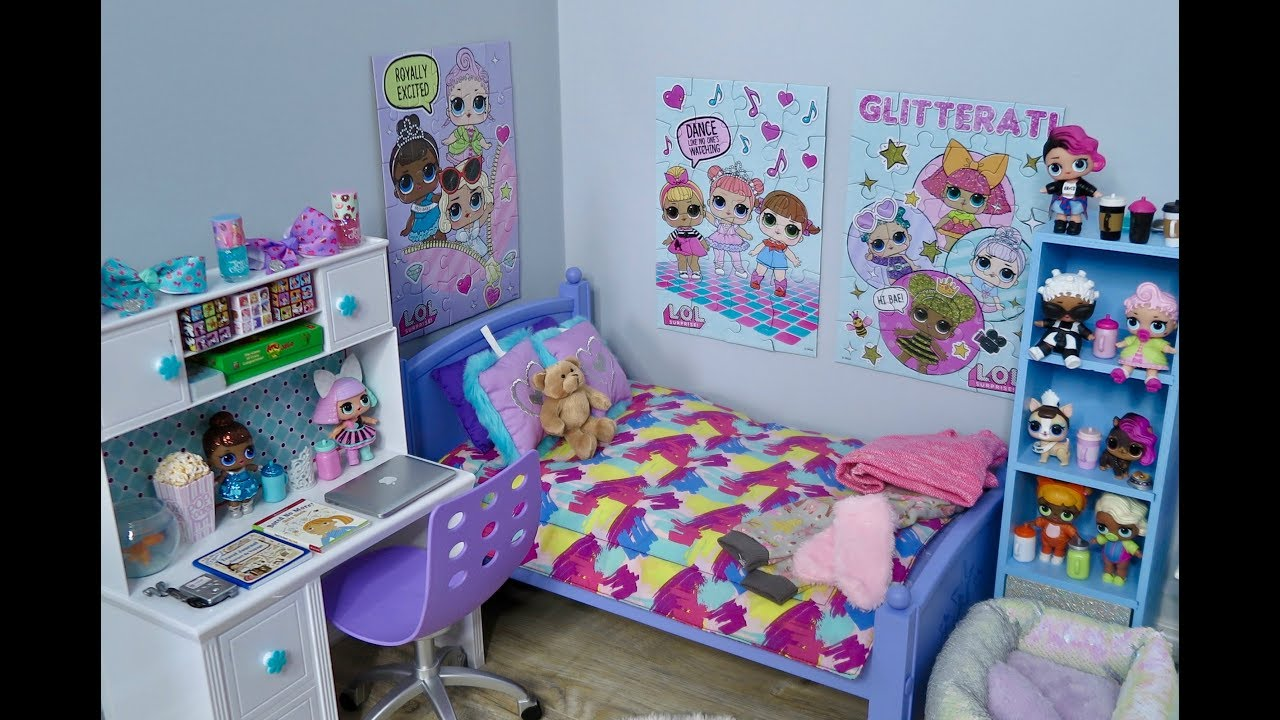 Non Pink Girls Room