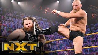 Killian Dain vs. Alexander Wolfe: WWE NXT, May 18, 2021