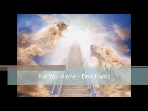For You alone (deserve all glory) by Don Harris - Piano Cover by Simple Musician (With Lyrics)