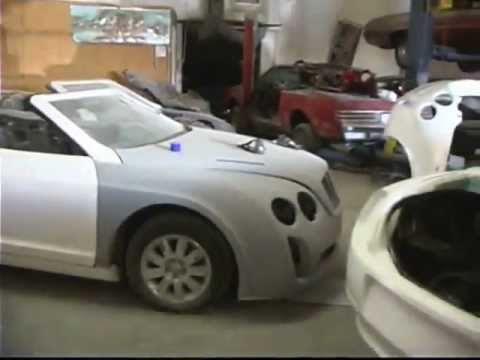 Bentley Replica Youtube