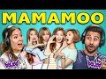 COLLEGE KIDS REACT TO MAMAMOO (K-Pop)