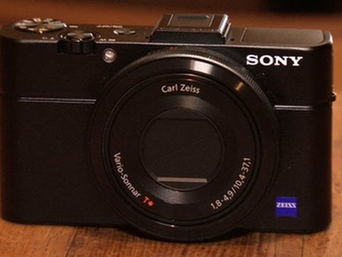 Sony gives RX100 a more feature-filled, pricier sibling