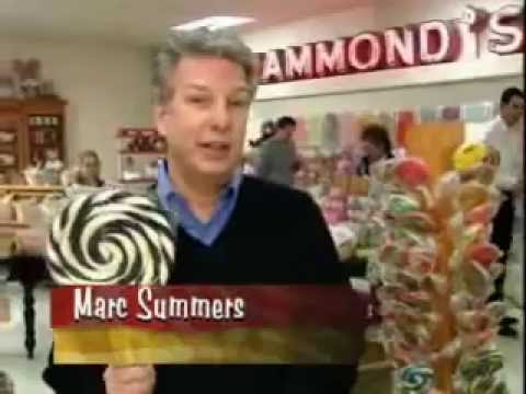 The Food Network Unwrapped Dum Dums Lollipops Youtube