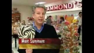 "The Food Network ""Unwrapped"": Dum Dums Lollipops"