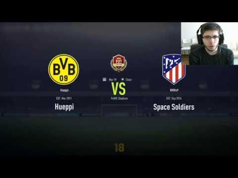 FIFA 18 | FUT CHAMPIONS TOP 100 ÖZETİ | KAN KAYBEDEN FIFA
