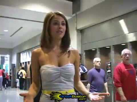 Interview with Maria Menounos