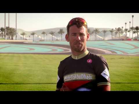 Abu Dhabi Tour Challege - Mark Cavendish explains you all the secrets