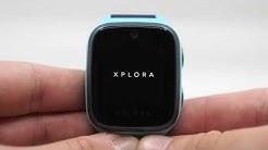 XPLORA 4 brukerveiledning