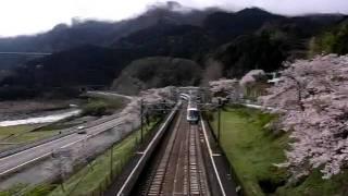 ほぼ毎朝、午前8時40分ごろに小田急とJRの「特急あさぎり」が、谷...