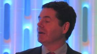 Paschal Donohoe   Launch of Dublin Breath of Fresh Air Campaign Oct 16 2015 2
