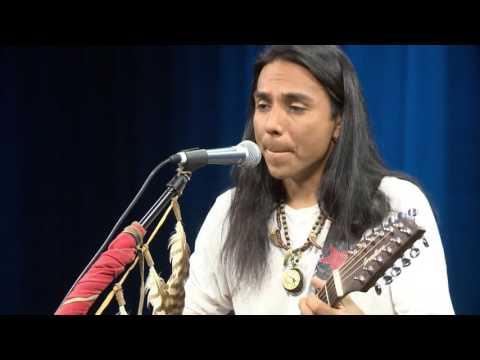 NVTV - Good Shield Aguilar (Lakota/Pasqua Yaqui)
