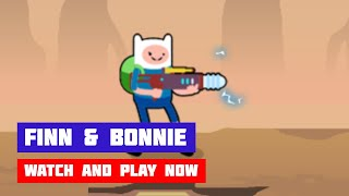 The Adventure of Finn & Bonnie · Game · Gameplay