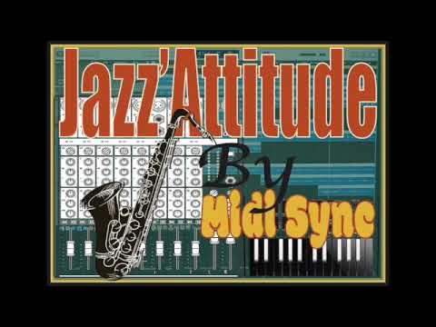 Download Midi Sync, Jazz'Attitude March 2021   SD 480p