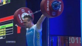Кубок Президента 2015. Мужчины в.к.  до 105 кг.