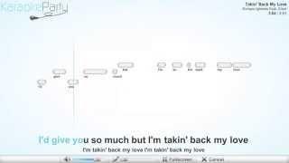 Enrique Iglesias Feat. Ciara - Takin