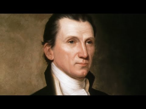 James Monroe Part #1! - His Early Years!