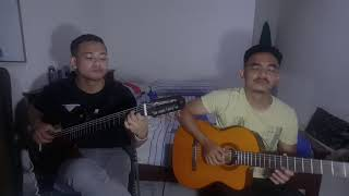 Kala sang surya tenggelam by Chrisye Cover with Made Dien