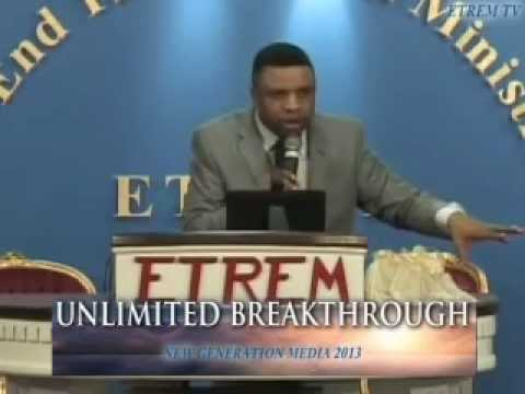 "THE END TIME REFORM MINISTRIES "" UNLIMITED BREAKTHROUGH"""