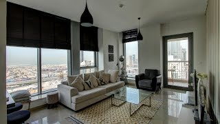 2 BR with Burj Khalifa view in 29 Boulevard Tower, Downtown Dubai