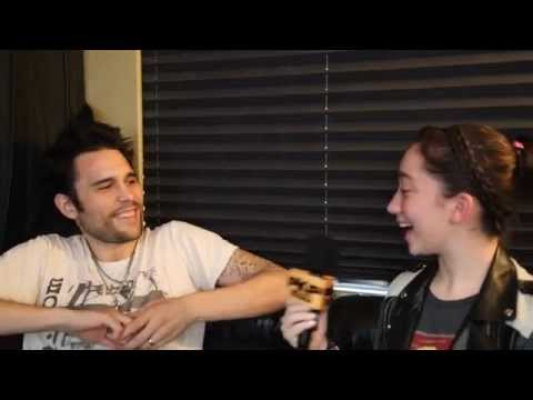 TRAPT interview CHRIS TAYLOR BROWN w/ PAVLINA House of Blues FL