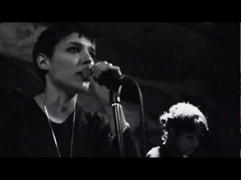 Savages LIVE - Pop Noire night @ The Shacklewell Arms, London - City's Full [HD]