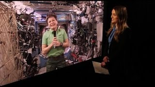 Full interview with astronaut Peggy Whitson