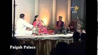 Paigah Palace - Tere Ishq ki inteha chahta hu by Radhika Chopra.
