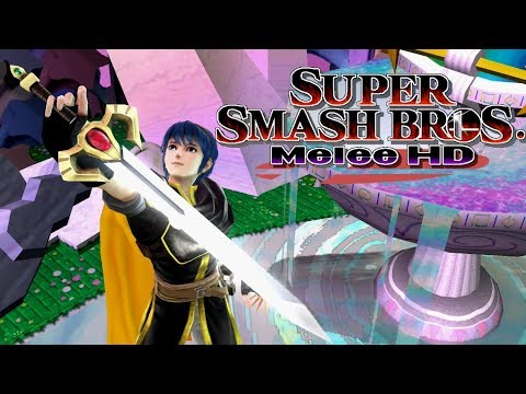 Super Smash Bros. Melee HD for the Nintendo Wii U