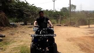 Navdeep Thakur - Bike Riding